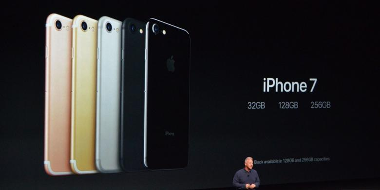Baru Dibeli, IPhone 7 Langsung Disiksa