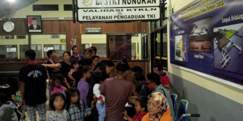 Pekerja Indonesia di Luar Negeri Akan Dilindungi UU