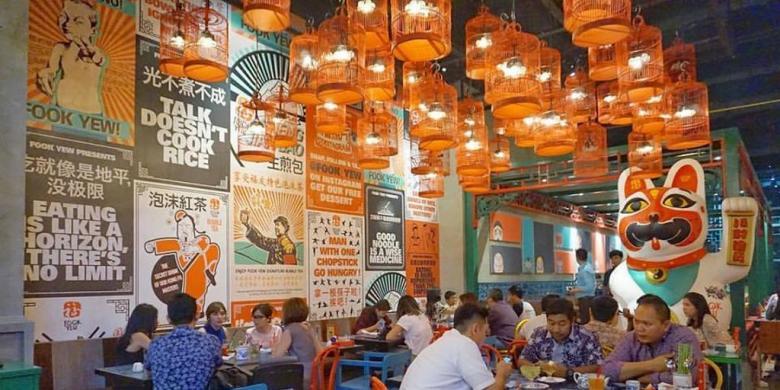 """Jadi Ini Arti Sebenarnya Nama Restoran """"Fook Yew""""…"""