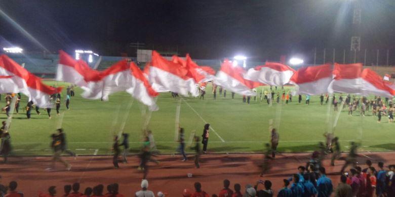 Tontowi/Liliyana Masih Ikut Arak-arakan