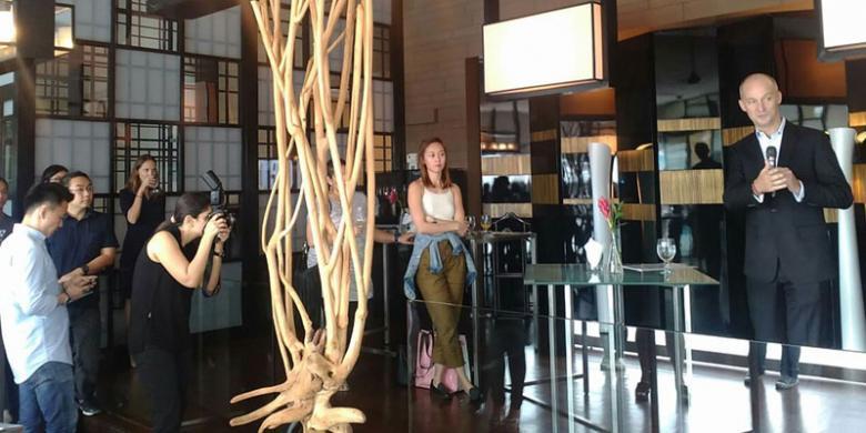 McLaren-Honda Suite Dan Ini Rencana Hilton Di Indonesia