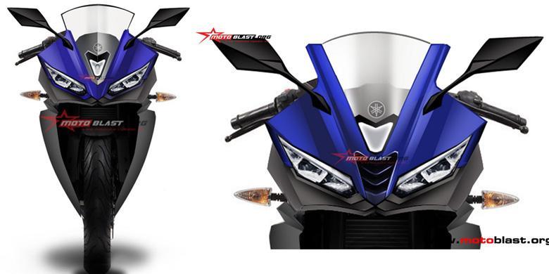 "Siap-siap Sambut Yamaha R15 ""Facelift"""