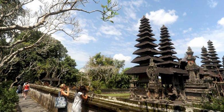 Jumlah Turis Terbanyak Di Indonesia Ada Di Bali