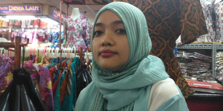 Cerita Penjual Batik di Tanah Abang Saat Dikunjungi Jokowi dan