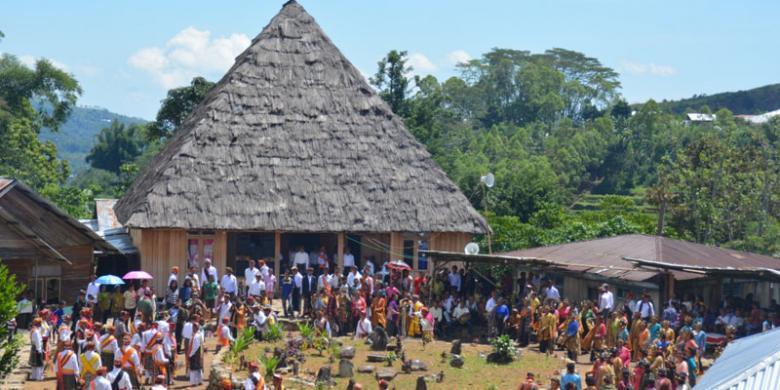 Lima Warisan Leluhur Manggarai Jadi Budaya Nasional Dan Dunia