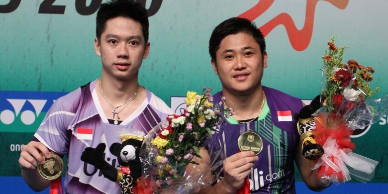 Kevin/Wahyu Juga Jadi Juara Di Balikpapan