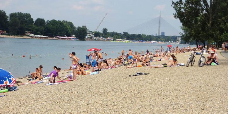 Sensasi Musim Panas Beograd
