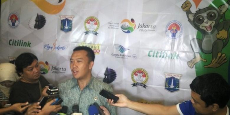 Presiden Buka Tafisa Games 2016