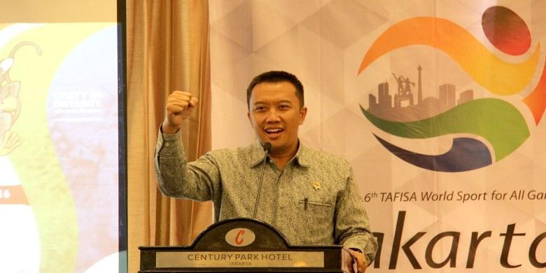 Jadi Tuan Rumah Asian Games 2018, Indonesia Targetkan 20 Emas