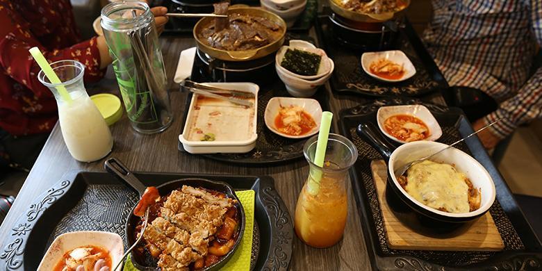 Menyantap Makanan Korea Cuma Rp 30.000-an Di Restoran Ini