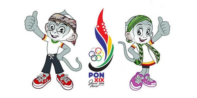 Senam DKI Sapu Bersih 4 Medali Emas