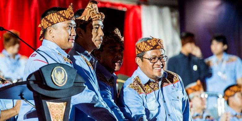 Janji Jokowi Kepada Para Atlet Peserta PON