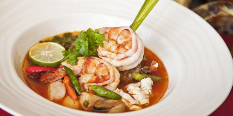 10 Hari Pesta Makanan Thailand Di Thai Culinary Feast