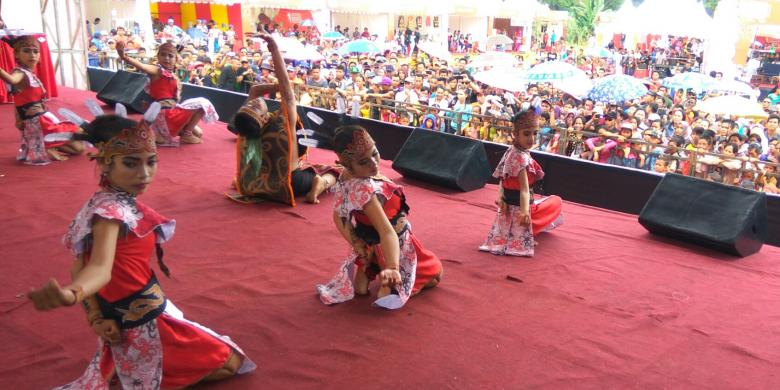"""3.332 Wisman Malaysia """"Ketagihan"""" Festival Wonderful Indonesia Di Aruk"""