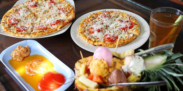 Jejak Batak Di Piza Italia