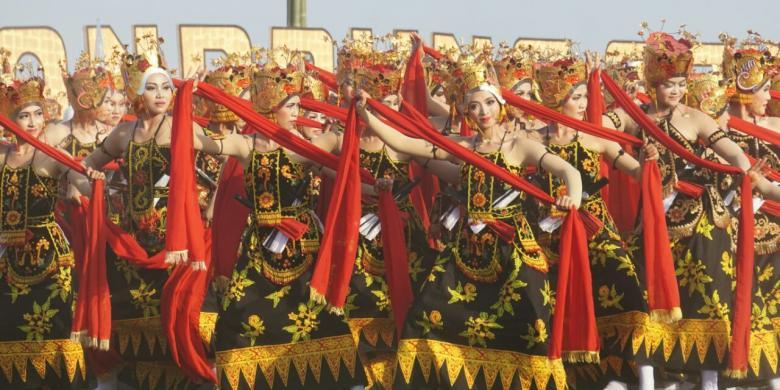 Inilah Destinasi Festival Terbaik Di Indonesia…