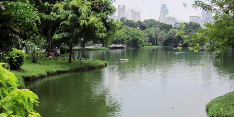 Kenangan Jawa Di Sudut Bangkok