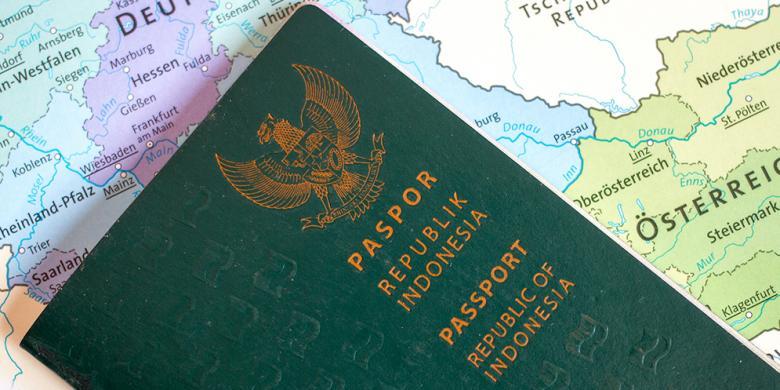 Negara-negara Dengan Paspor Terlemah Di Dunia…