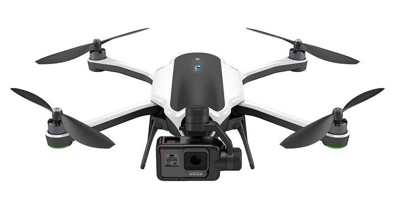 "Baru 16 Hari Dijual, ""Drone"" GoPro Karma Ditarik Dari Peredaran"