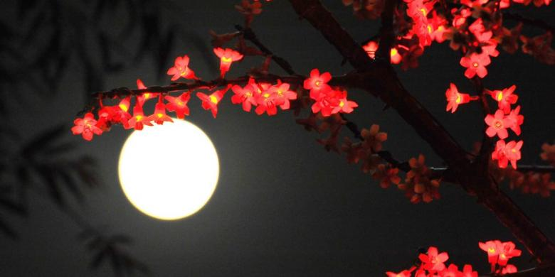 """Begini Orang Tionghoa Asli Merayakan """"Mid-Autumn Festival"""""""