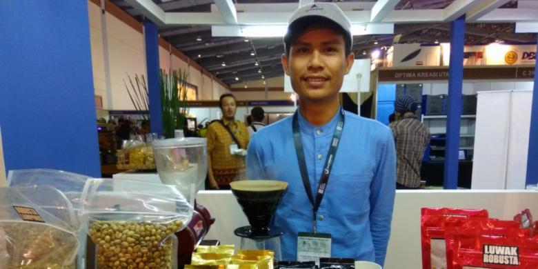Jual Kopi Lampung Lewat Internet, Pemuda Ini Untung Rp 50 Juta Per Bulan