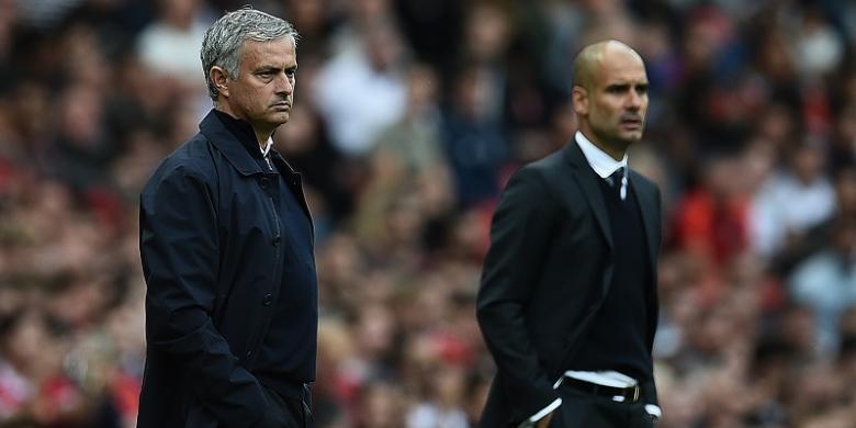 Guardiola Ogah Kecilkan Peluang Manchester United