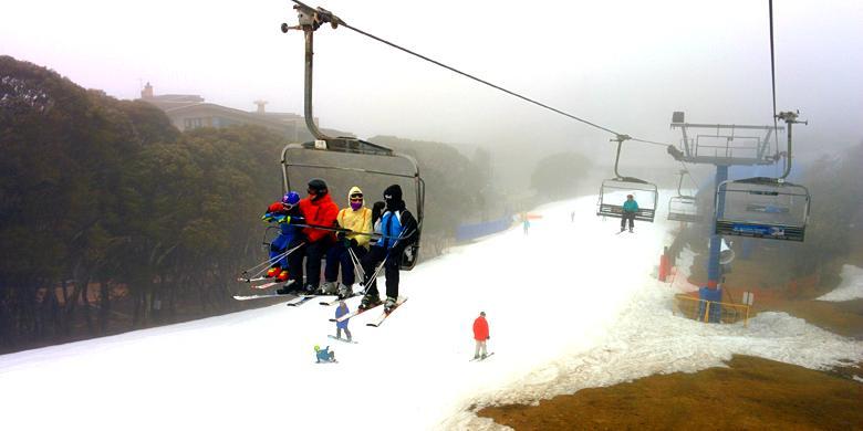 Gunung Buller Memang Surga Wisata, Tetapi Bukan Melulu Untuk Nikmati Salju