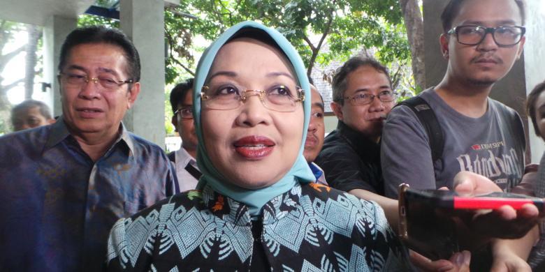 Sylviana Murni, dari None Jakarta dan Kepala Satpol PP Kini Jadi Cawagub DKI