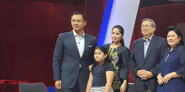 Ani Yudhoyono: Hanya Agus yang Bisa Jawab, Bukan Ruhut Sitompul