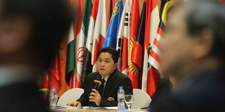 Indonesia Diberi Kebebasan Soal Cabang Baru Olimpiade