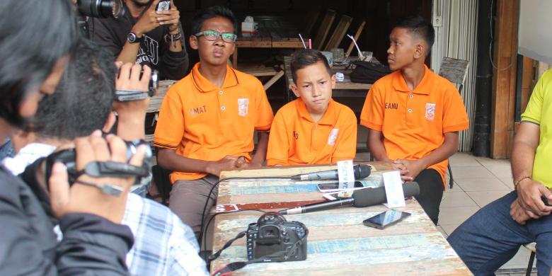 Terpilih Bela Timnas Indonesia U-14, 3 Pemain Pergi Pakai Uang Sendiri