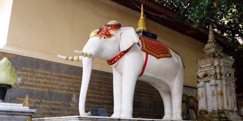 Thailand, negeri Gajah Putih