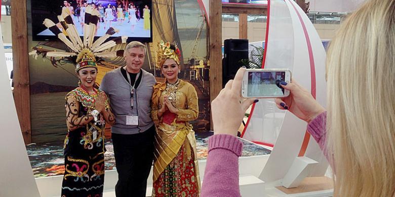 Rusia Penting Bagi Pariwisata Indonesia