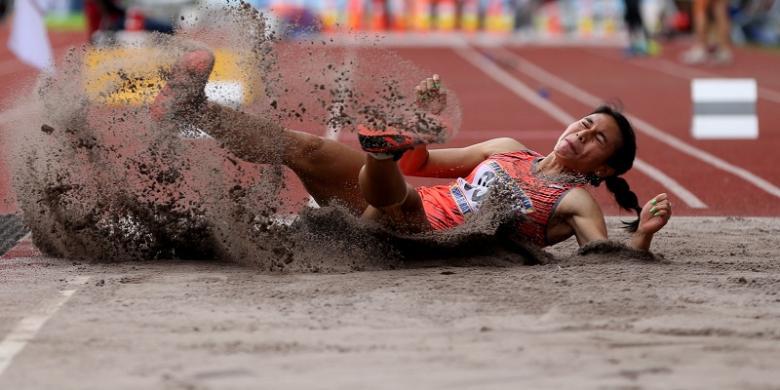Amerika Serikat Kembali Jadi Tujuan PASI Kirim Atlet Berlatih