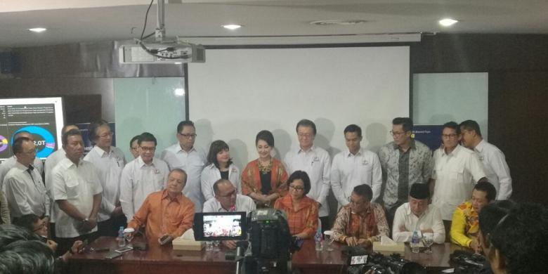 "Pengusaha Lapor Harta Serempak, Dana ""Tax Amnesty"" Dekati Rp 2.500 Triliun"