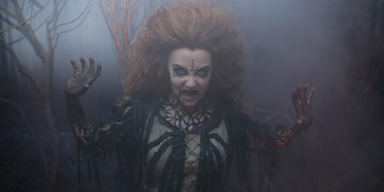 Begitu Seram, Angkernya Halloween Horror Nights Bikin Bulu Kuduk Merinding