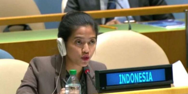 Diserang soal Papua di PBB, Diplomat Muda Indonesia Balas Para Pemimpin Negara Pasifik