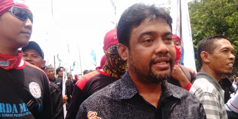 Buruh Juluki Ahok Bapak Upah Murah karena Jakarta Kalah dari Bekasi dan Karawang