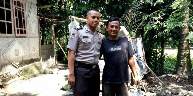 Kisah Bripka Winardi Membantu Pejudi dan Bandar Togel Bertobat
