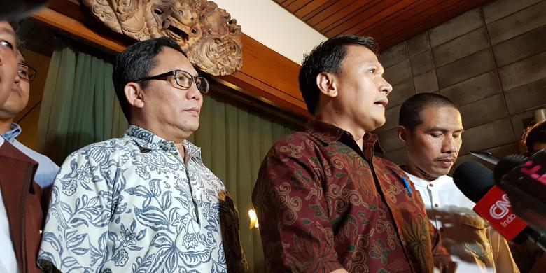 Boy Sadikin dan Mardani Ali Sera Pimpin Tim Pemenangan Anies-Sandi
