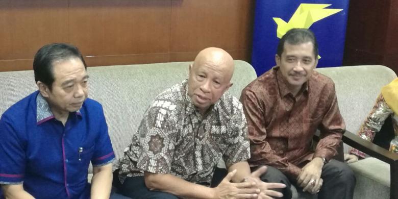 """Ikut """"Tax Amnesty"""", Arifin Panigoro Laporkan Saham-sahamnya di Perusahaan Asing"""