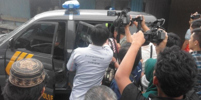 Protes Putusan Hakim, Orang Tua Yn Mengamuk di Pengadilan