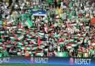 Kibarkan Bendera Palestina, Celtic Dihukum UEFA