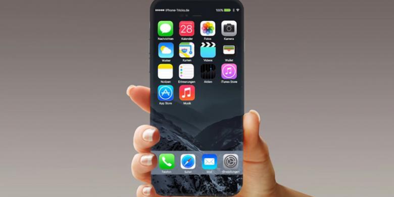 IPhone 8 Masih Pakai Samsung?