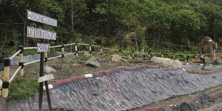 Gunung Papandayan Miliki Jalur Pendakian Baru