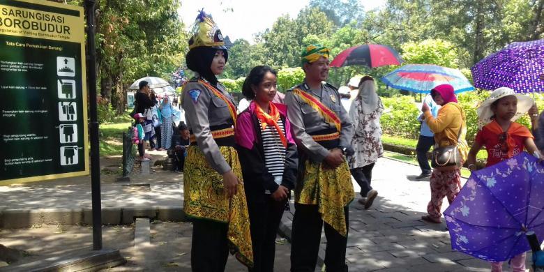 Pengelola Optimistis Pengunjung Candi Borobudur Tembus 3,8 Juta Orang
