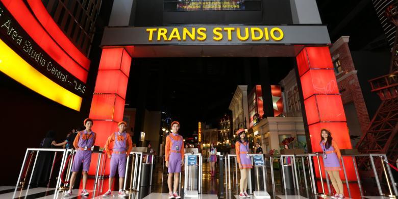 Warga Luar Bandung, Diskon 20 Persen Masuk Trans Studio Bandung