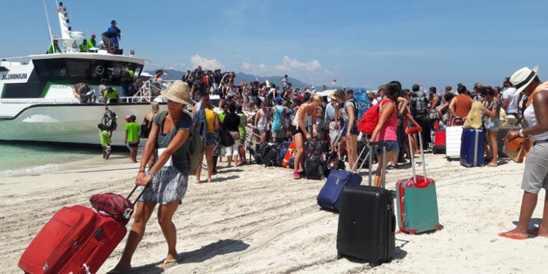 Lombok Utara Menuju Destinasi Wisata Dunia