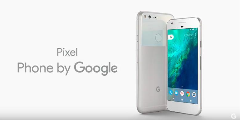 Google Resmikan Android Pixel Dan Pixel XL Pengganti Nexus