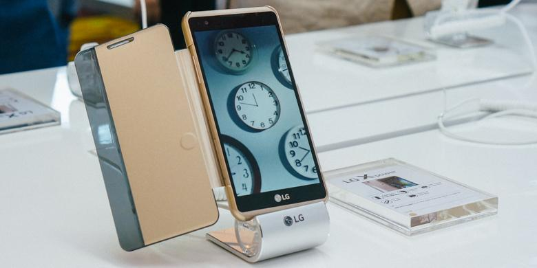 "Kesan Pertama Menggenggam Android ""Tahan Lama"" LG X Power"